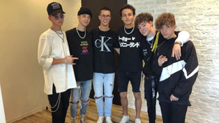 Cam interviews Why Don't We in Tokyo!