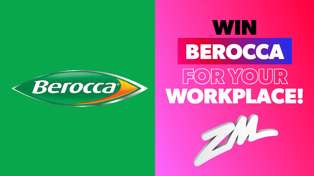 Win a Berocca Friday Refresher for your Workplace