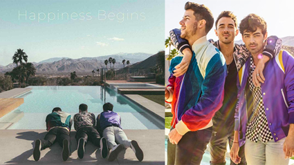 The Jonas Brothers album is out tomorrow- and here's the track-list!