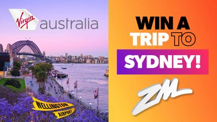 Wellington: Win a trip to Sydney with Virgin Australia
