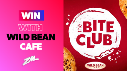 Win Wild Bean Cafe pies for your workplace