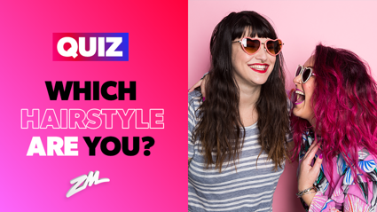 Quiz: Which hairstyle are you?