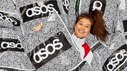 Turns out people STILL don't know what ASOS stands for!