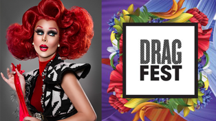Our backstage interview with Drag Queen Trinity the Tuck before DragFest hits NZ!