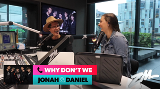 Jonah and Daniel from Why Don't We on ZMChart!