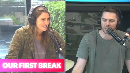 ONE YEAR ON AIR for Bree & Clint!