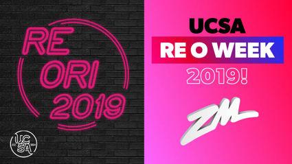Christchurch: UCSA Re Ori Week 2019