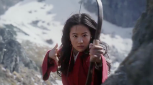 Disney released a sneak peek trailer for the Mulan remake!