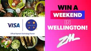 Win A Weekend In Wellington For VWOAP