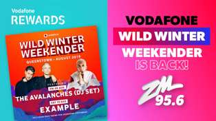 Queenstown: WIN the Ultimate ZM Experience with Vodafone Rewards