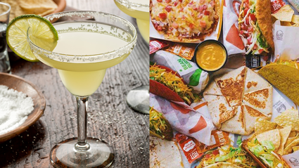 Taco Bell New Zealand will have alcohol on the menu