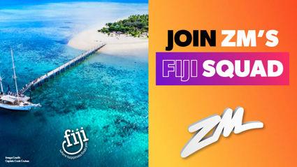Join Bel's FIJI Travel Squad!