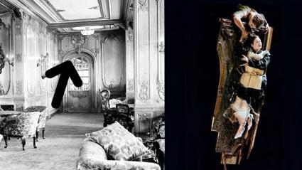 "Turns out that ""door"" from Titanic's final scene wasn't a door..."