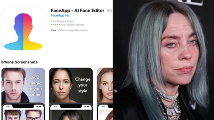 FaceApp could be taking way more data than we realised...
