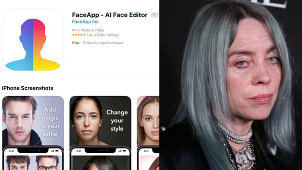 FaceApp could be taking way more data than we realised