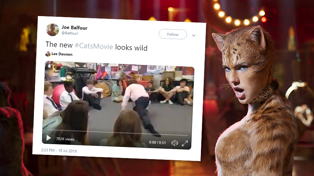 The best reactions to the disturbing 'Cats' movie trailer