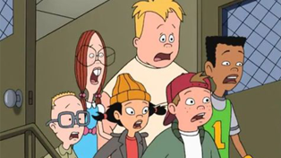 Iconic 90's cartoon Recess is becoming a live-action film!