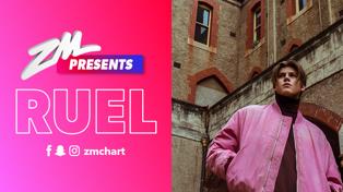 ZM Chart presents Ruel!