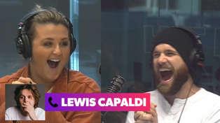 Lewis Capaldi plays FVM's Regional Radio