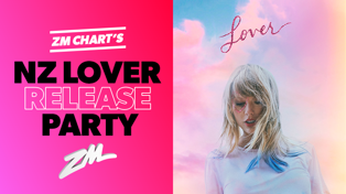 ZM Chart's exclusive New Zealand Lover Release Party!