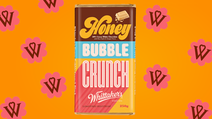 Whittaker's is releasing a new limited edition flavour!