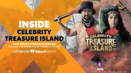 Inside Celebrity Treasure Island Trailer