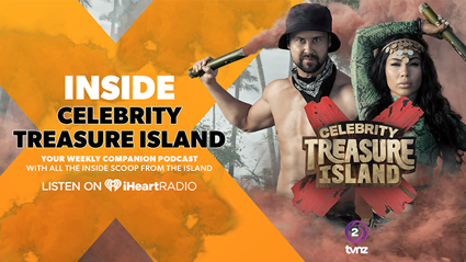 Inside Celebrity Treasure Island- episode 1