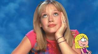 Hilary Duff announced that Lizzie McGuire is coming back!