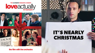 You can now watch Love Actually with a full live orchestra