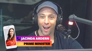 PM Jacinda Ardern reveals she's been sent a DP