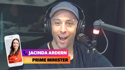 PM Jacinda Ardern reveals she's been sent a DP
