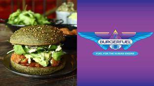 Burgerfuel's latest creation is a Hemp burger!