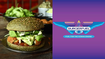 Burgerfuel's latest creation is a Hemp burger!