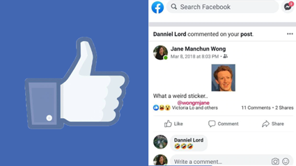 Facebook may remove visible likes, similar to Instagram
