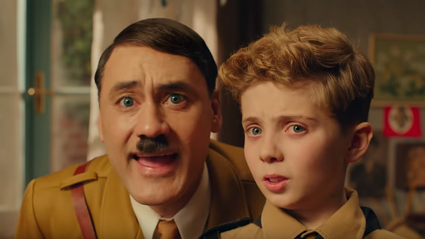 The full trailer for Taika Waititi's hilarious 'JoJo Rabbit' has dropped