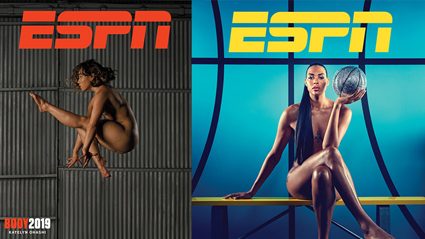 These sports stars strip down for an inspiring photo shoot