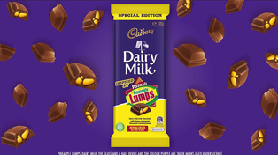 Cadbury is reportedly releasing a Pineapple Lump block