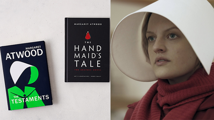 The new Handmaid's Tale sequel is finally here!