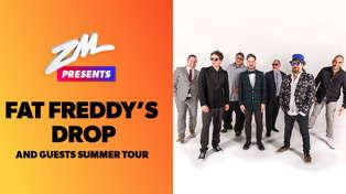 ZM Presents Fat Freddy's Drop!