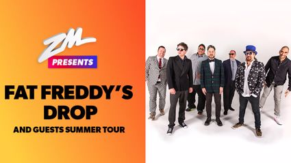 ZM Presents Fat Freddy's Drop!