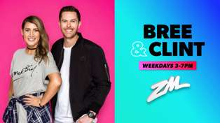 ZM's Bree & Clint Podcast – September 12th 2019