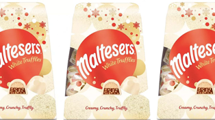 Malteasers is releasing a special, white chocolate truffle treat!