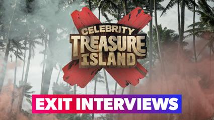 Celebrity Treasure Island - Ninth elimination