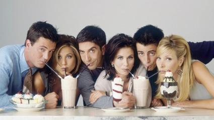Friends turns 25 today! Here's what the cast look like now