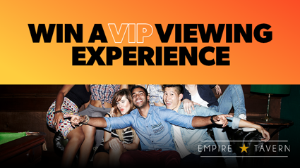 Win VIP hosting for NZ games at The Empire
