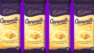 Caramilk will return to NZ shelves next week!