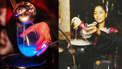 This Harry Potter themed bar is coming to NZ!