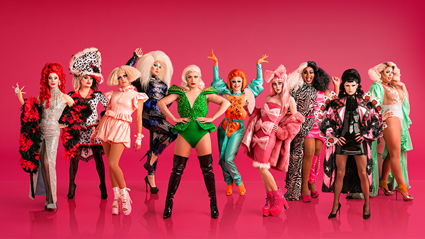 RuPaul's Drag Race UK is out TODAY!