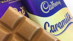 Cadbury's Caramilk is here to stay!
