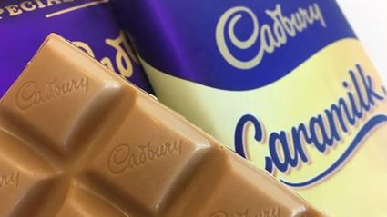 Cadbury's Caramilk is here to stay!